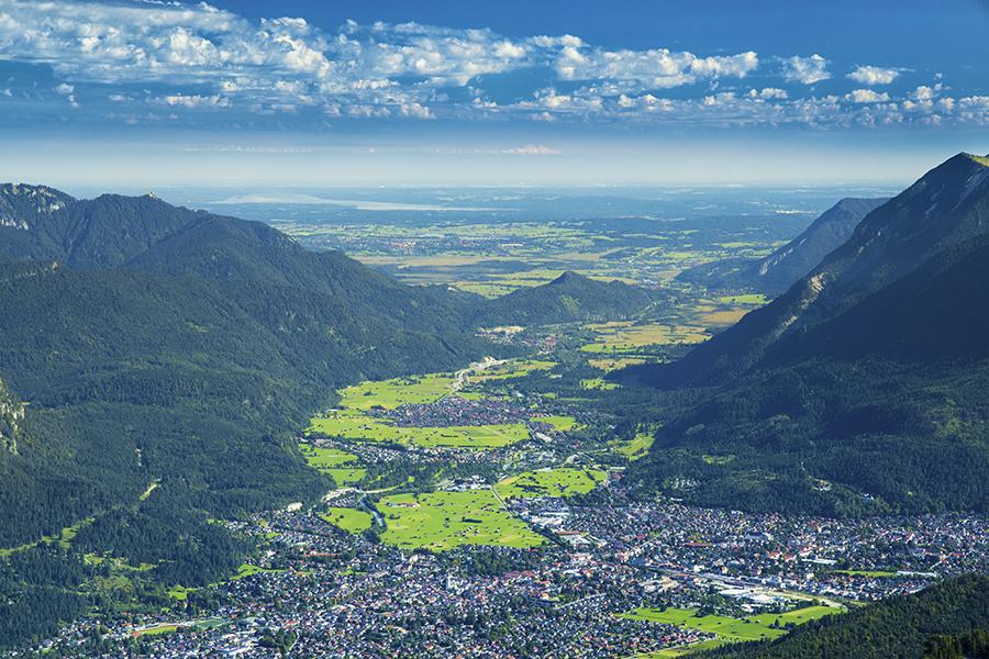 Kurzurlaub in Garmisch Partenkirchen